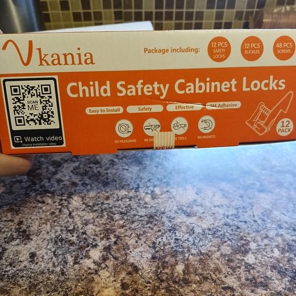 New✨12 Child Safety Cabinet Locks